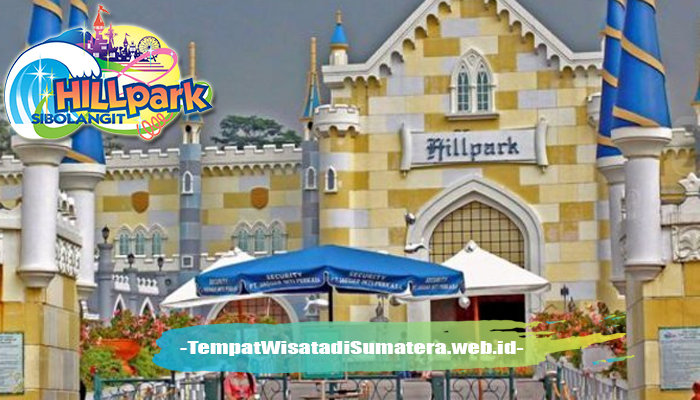 Wisata Sumatera HILLPARK SIBOLANGIT GREEN HILL CITY