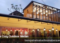 Cafe Cozy Outdoor Medan